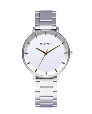 AMORE 36MM SILVER DIAL...