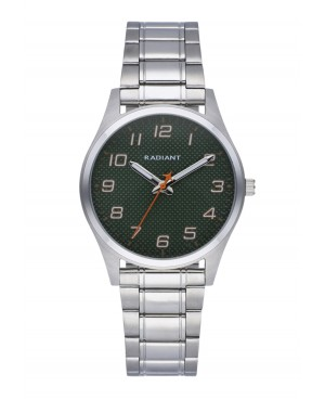 CARBON 35MM GREEN DIAL SS...