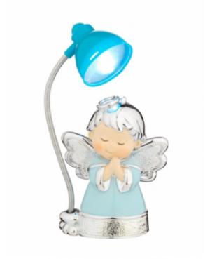 Bibelot Anjo C/Luz Azul