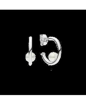 Brincos Contemporary Pearls