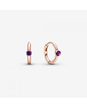 Argolas Purple Solitaire,...