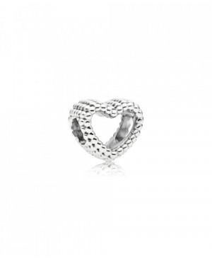 Pandora Beaded Heart